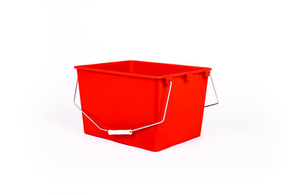 16 litre plastic paint bucket for wholesale in Spain