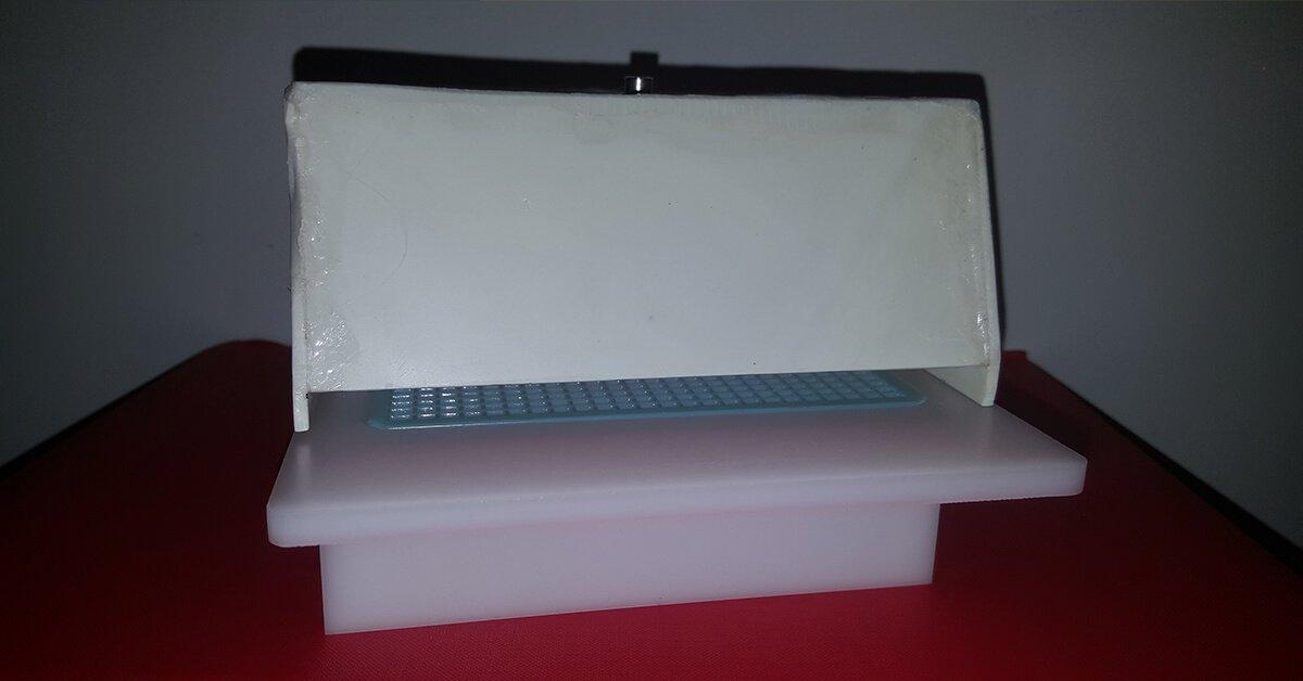 Caja desparasitadora de Abejas para todo tipo de colmenas