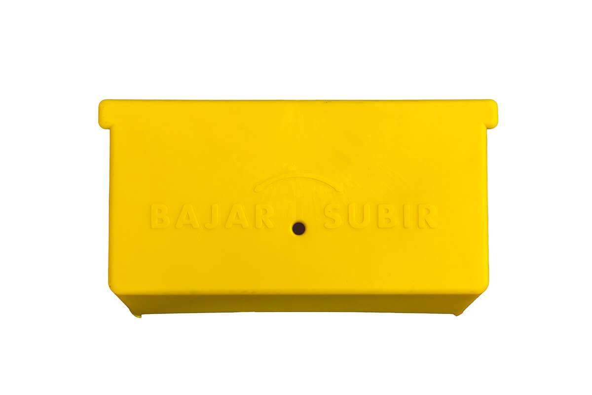 Cajita Desparasitador Varroa API0018 Amarilla